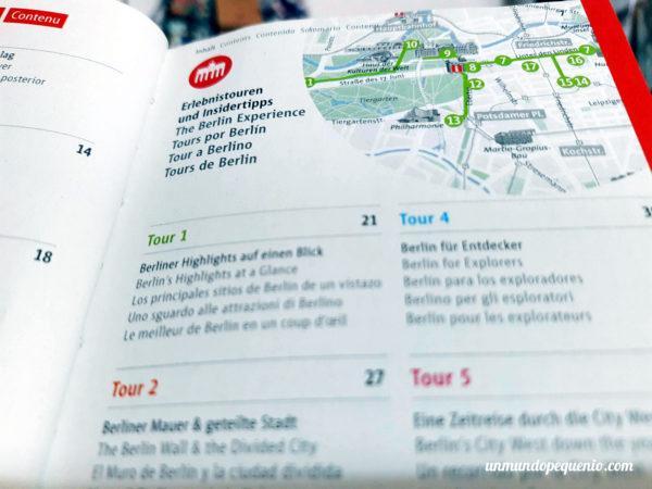 Tours sugeridos Berlin Welcome Card