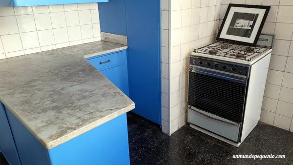 Cocina Casa Curutchet