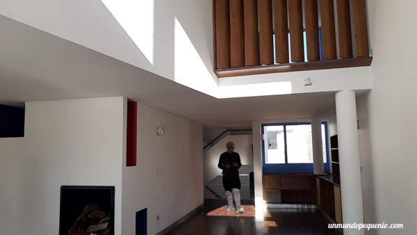 Nivel intermedio Casa Curutchet