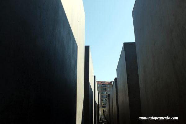 Memorial del Holocausto Berlín