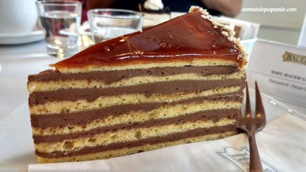 Torta Dobos de Hauer