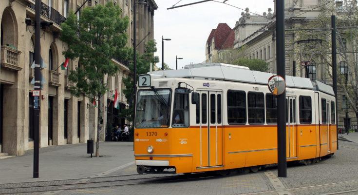Tranvía Budapest