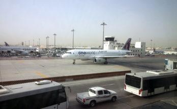 Aeropuerto viejo de Doha