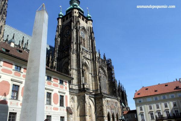 Edificios del Castillo de Praga
