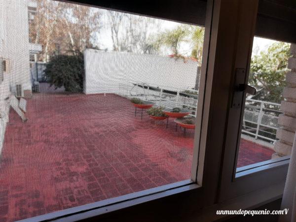 Vista desde la ventana Hotel Nutibara