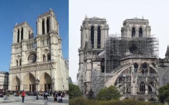 Incendio de Notre Dame