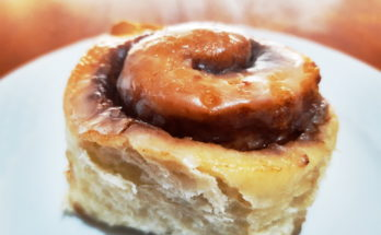 Cinnamon rolls caseros