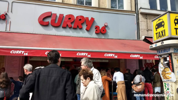 Curry 36 Berlín