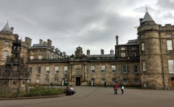Palacio de Holyroodhouse Edimburgo