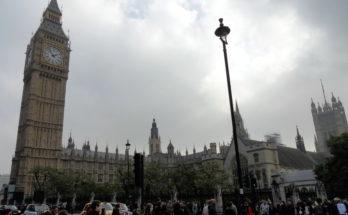 Edificios victorianos de Londres