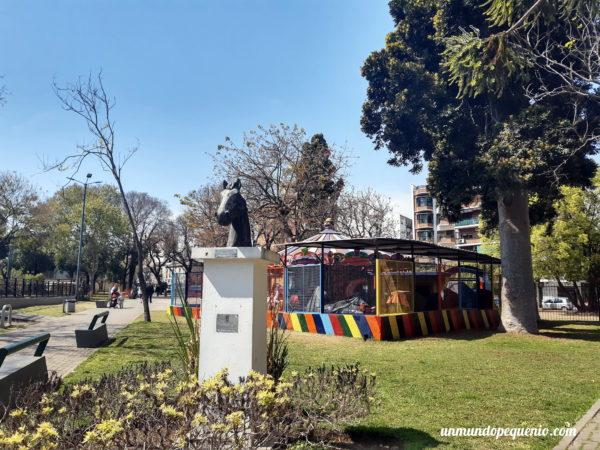 Plaza Irlanda
