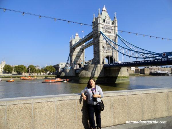 Tower Bridge en 2015