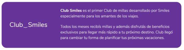 Club smiles