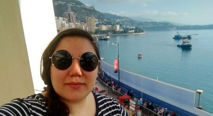 Yo en Mónaco